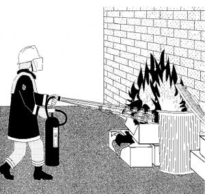 Use fire extinguishers For Sydney Extinguishers